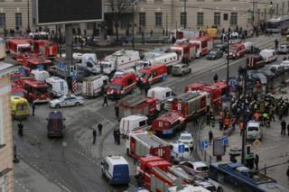 вибухи в метро в Санкт-Петербурзі