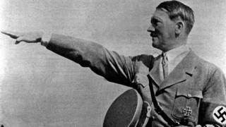 Adolf Hitler in 1934