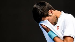 Djokovic lamenta la derrota