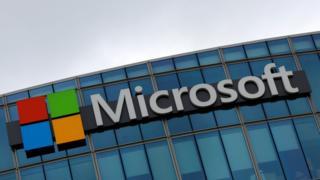 Логотип Майкрософт