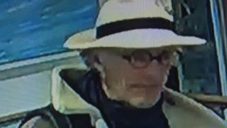 CCTV image of missing man