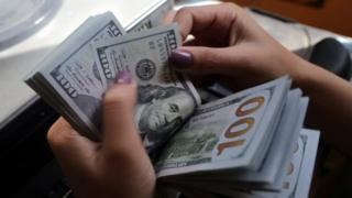 АҚШ доллари