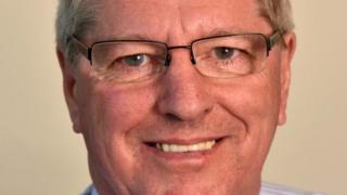 Pembrokeshire council leader David Simpson