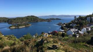 Tarbert and Loch Fyne