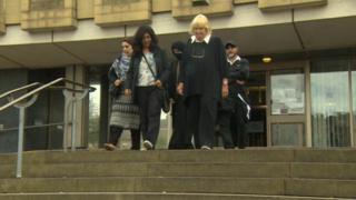 Leaving inquest