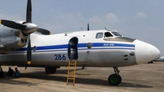 An-26. File photo