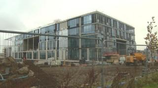 New Boroughmuir High School