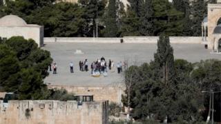 Temple Mount/Haram al-Sharif (14/07/17)