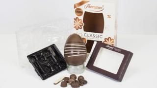 A third of Easter egg weight can be packaging, Which? says