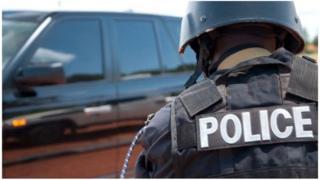 Polisi nchini Uganda