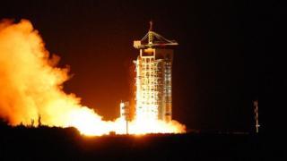 Launch of Micius