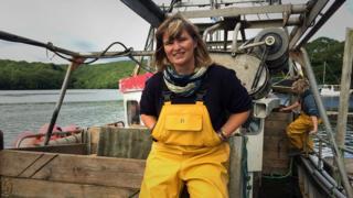 Fisherwoman Sophie Wear