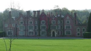 Bernard Matthews' headquarters at Great Witchingham, Norfolk