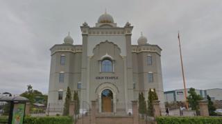 Храм в Лемингтоне