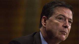 مدير مكتب التحقيقات الفيدرالي السابق جيمس كومي