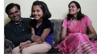 डॉ. राख यांचा परिवार