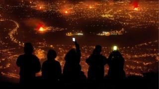 bonfire ...