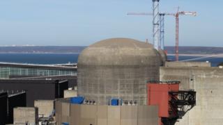 Flamanville nükleer santrali