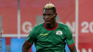 Bancé, âgé de 32 ans, est un héros pour les supporters burkinabés.