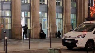 Boosteejada tareenka ee Gare du Nord ayaa ah mid ka mid ah kuwa ugu mashquulka badan ee magaalada Paris