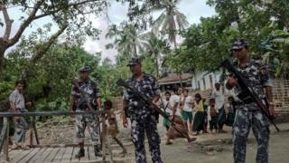 ارتش برمه