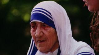 Mother Teresa (file pic)