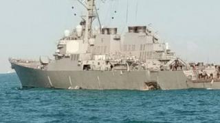 این دومین سانحه یک کشتی ناوگان هفتم نیروی دریایی آمریکا در دو ماه اخیر است