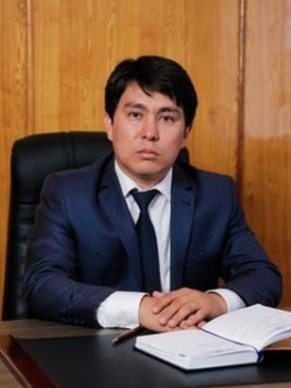 Алмаз Сазбеков