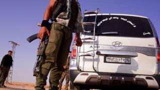 YPG militanı