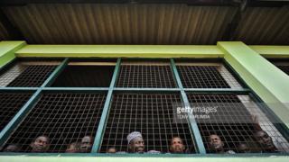 kenya, prison