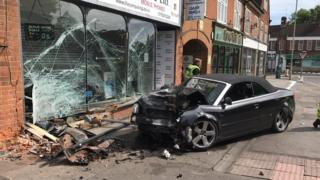 crash in Letchworth