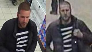 Gleneagles robbery suspect