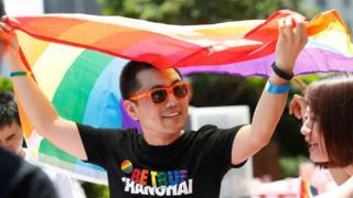 Минулого місяця в Шанхаї пройшов гей-парад.