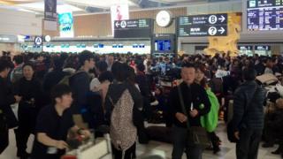 北海道札幌新千歲機場