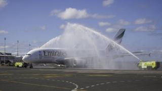 Diyaaradda Emirates