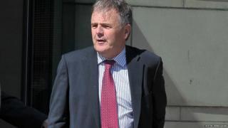 Dr Hugh McGoldrick has been jailed for nine months