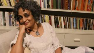 اروندھتی رائے، Arundhati Roy