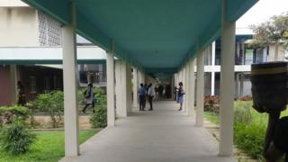 Lagos University Teaching Hospital. Nigeria
