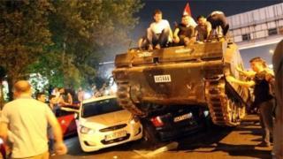 Туреччина, 2016 рік