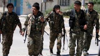 Wapiganaji wa YPG