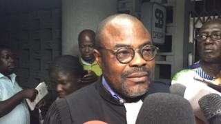L'avocat de Lida Kouassi Me Félix Bobré