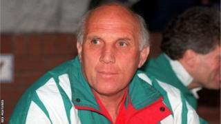 Ronnie Moran yagiye mu bamenyereza b'umurwi Liverpool mu 1966