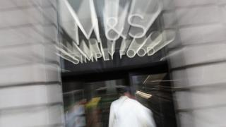 M&S Simply Food outlet