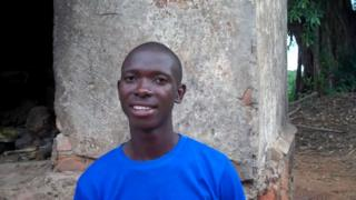 Henry at Ihungu remand home