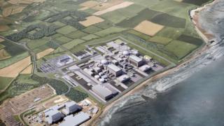 欣克利角C核电站的兴建