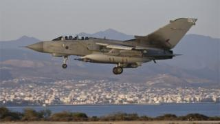 RAF Tornado GR4