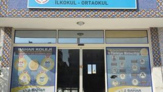 Tarsus'da kapatılan cemaat okullardan biri