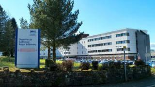 Dumfries and Galloway Royal Infirmary