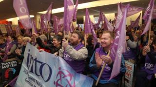 "The INTO says it remains in a pay dispute and hopes that a resolution may be found before it is ""forced"" to announce another strike"