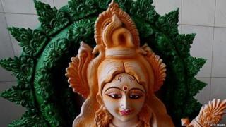 सरस्वती, देवी, हिंदू, भारत, पाकिस्तान, दोस्ती, मध्य प्रदेश, मुस्लिम, कराची